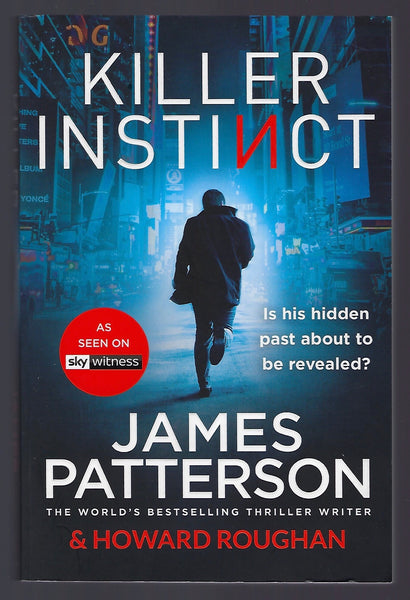 Killer Instinct - James Patterson - BPAP15562 - BOO
