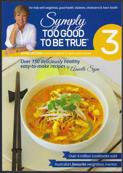 Simply Too Good to be True 3 - Annette Sym - BCOO15224 - BOO