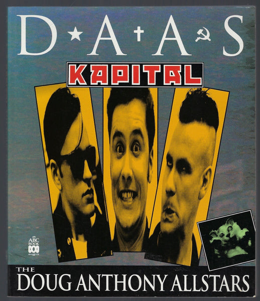 DAAS Kapital - The Doug Anthony AllStars - BRAR15278 - BMUS - BOO