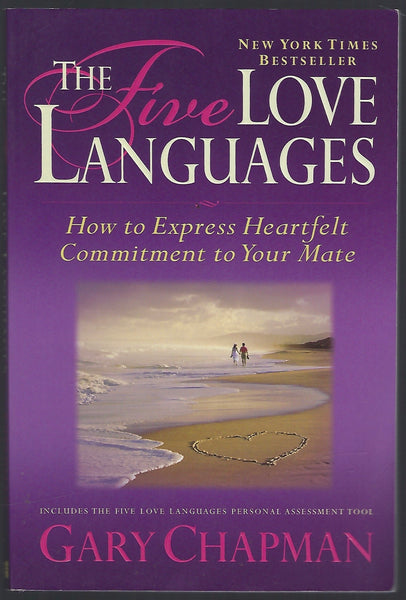 The Five Love Languages - Gary Chapman - BHEA15289 - BOO