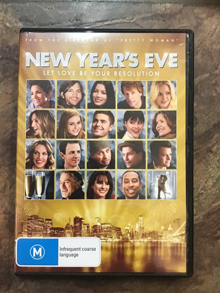 DVD - New Year's Eve - M - DVDCO DVDRO - GOL