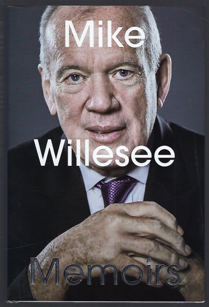 Memoirs - Mike Willesee - BBIO15192 - BOO