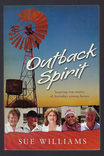 Outback Spirit - Sue Williams - BAUT15025 - BOO