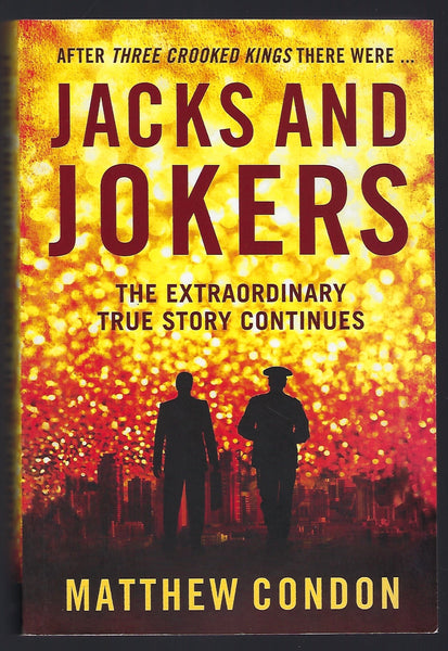 Jacks and Jokers - Matthew Condon - BTRUC15010 - BOO