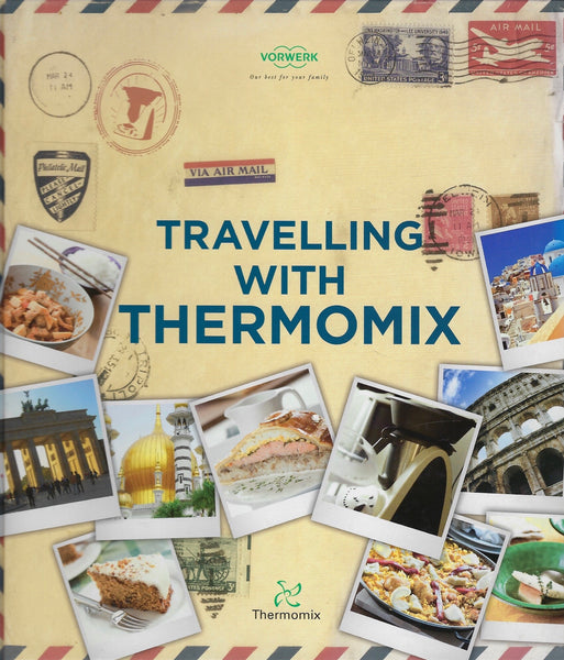 Travelling with Thermomix - BCOO15247 - BOO