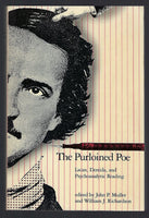 The Purloined Poe: Lucan, Derrida and Psychoanalytic Reading - John P. Muller (ed.) - BCLA15246 - BSCI - BOO