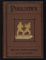 Pugilistica: The History of British Boxing (3 vols) - Henry Downes Miles - BRAR15050 BCRA BHIS - BOO