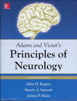 Adams and Victor's Principles of Neurology (Tenth Edition) - Allan H. Ropper et al. - BTEX15040 - BOO