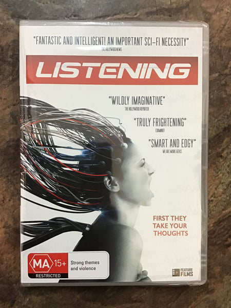 DVD - Listening - New - MA15+ - DVDSF - GOL