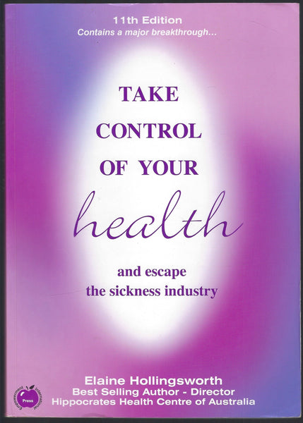 Take Control of Your Health (11th edition) - Elaine Hollingsworth - BHEA15283 - BOO
