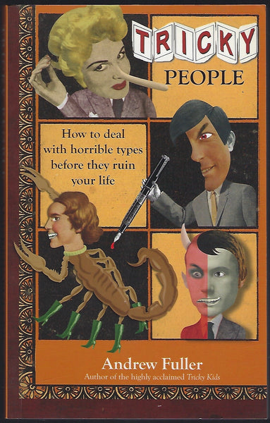 Tricky People - Andrew Fuller - BHEA15519 - BOO