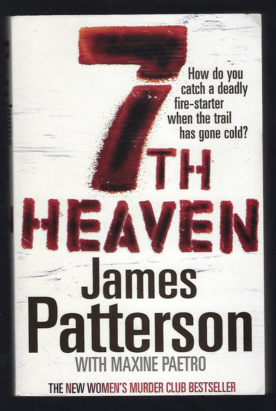 7th Heaven - James Patterson - BPAP15183 - BOO