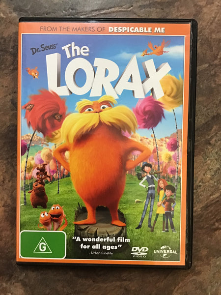 DVD - The Lorax - G - DVDKF - GOL