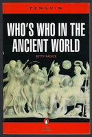 Who's Who in the Ancient World - Betty Radice - BHIS15157 - BOO