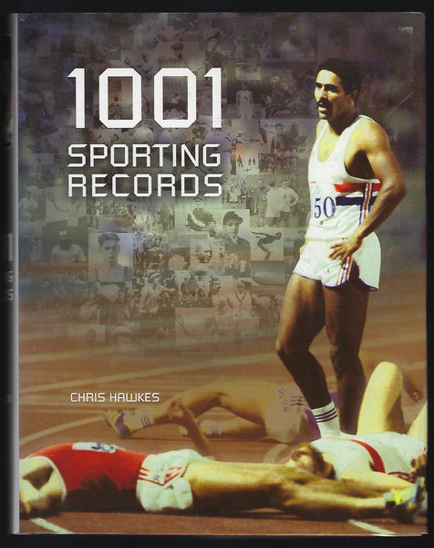 1001 Sporting Records - Chris Hawkes - BCRA15147 - BOO