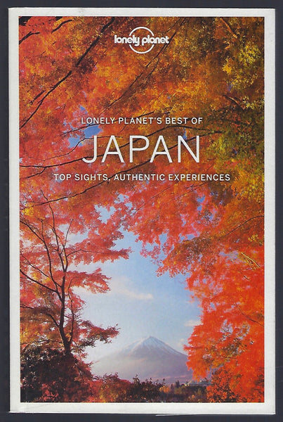 Lonely Planet's Best of Japan - BTRA15042 - BOO