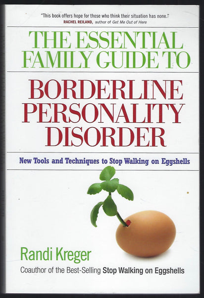 The Essential Family Guide to Borderline Personality Disorder - Randi Kreger - BHEA15517 - BOO