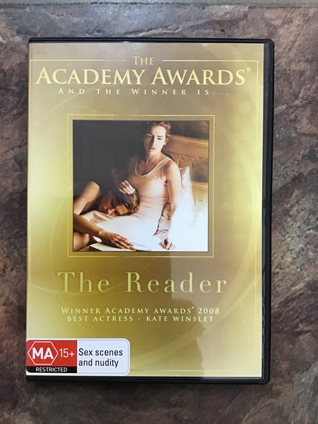 DVD - The Reader - MA15+ - DVDRO DVDDR - GOL