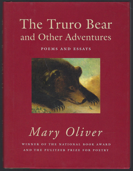 The Truro Bear and Other Adventures - Mary Oliver - BCLA15383 - BOO