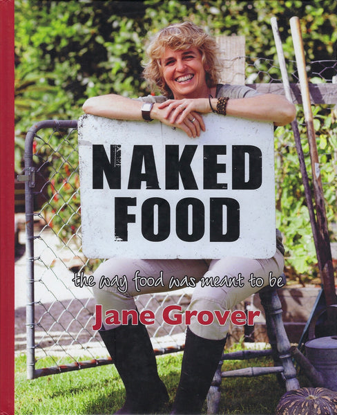 Naked Food - Jane Grover - BCOO15080 - BOO