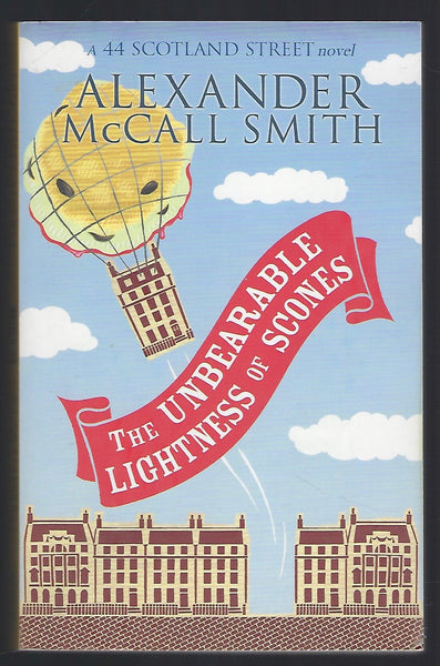 The Unbearable Lightness of Scones - Alexander McCall Smith - BPAP15780 - BOO