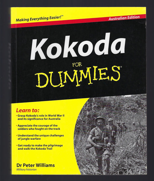 Kokoda for Dummies - Peter Williams - BMIL15003 - BAUT - BTRA - BOO