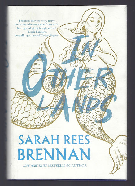 In Other Lands - Sarah Rees Brennan - BHAR15021 - BFIC - BOO