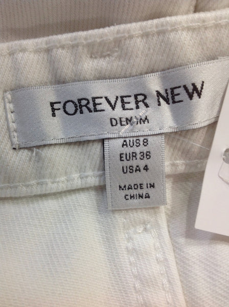 Ladies Denim - CR Denim - Size 10 - LJE5 - Gee