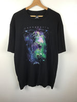 Vintage Dresses - Cream Flower Dress - Size S/M - VDRE153 - GEE