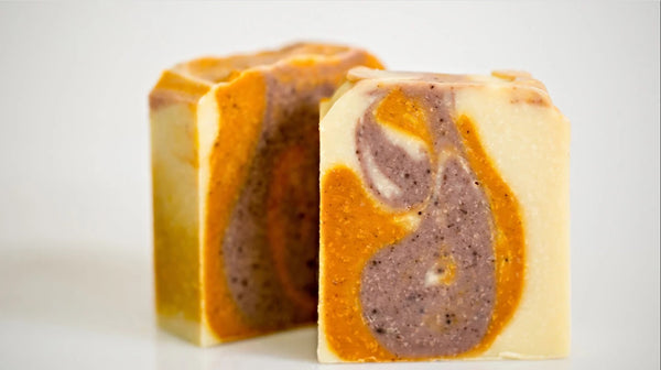 Soap - Patchouli & Tangerine