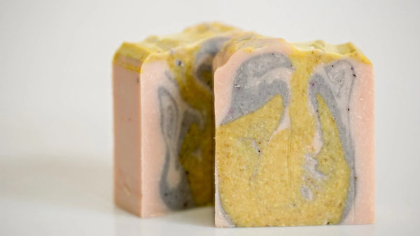 Soap - Peppermint & Kaffir Lime