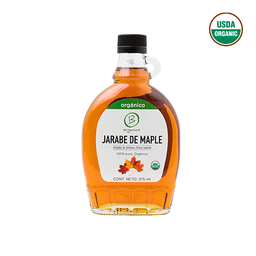 Jarabe De Maple 375 Ml