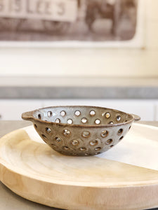 Oval Berry Bowl
