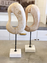 Load image into Gallery viewer, Hand Carved Wood Sculpture