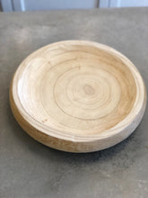 Load image into Gallery viewer, Paulownia Wood Tray with Lip