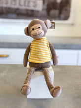 Load image into Gallery viewer, Stuffed Monkey