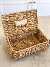 Load image into Gallery viewer, Handwoven Bankuan Tissue Box