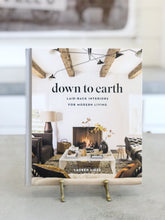 Load image into Gallery viewer, Down to Earth Book