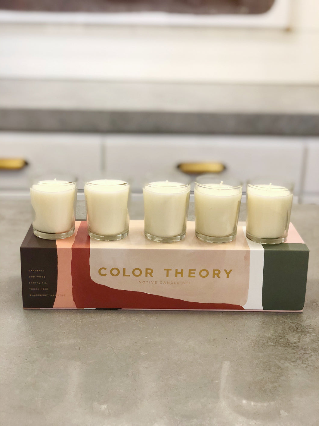 Illume Color Theory Gift Sets