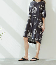 Load image into Gallery viewer, Arch Print Dress
