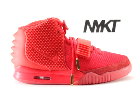 "Air Yeezy 2 SP ""Red October"" 2013"