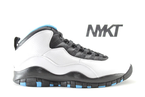"Air Jordan 10 Retro ""Powder Blue"" 2014"