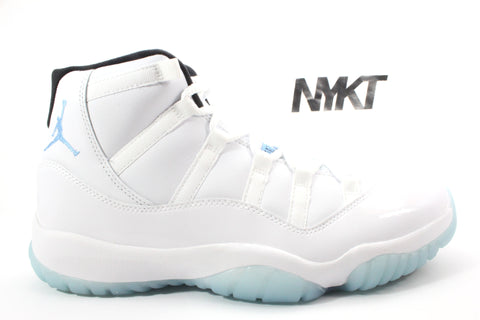 "Air Jordan 11 Retro ""Legend Blue"" 2014"