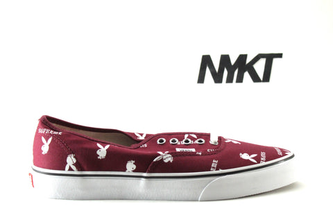 Supreme x Playboy x Vans Authentic 2014