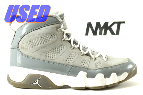 "Air Jordan 9 Retro ""Cool Grey"" 2012"
