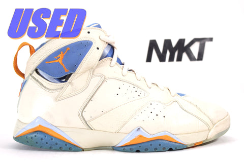 "Air Jordan 7 Retro ""Pacific Blue"" 2006"