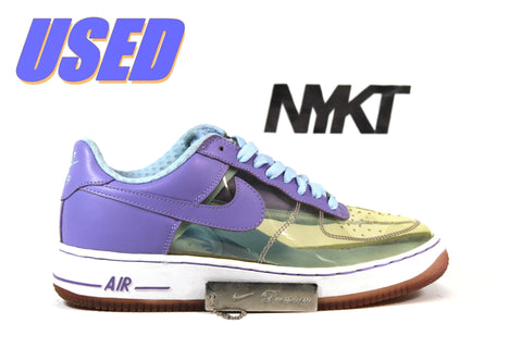 "Air Force 1 Premium (Wmns) ""Purple Invisible Woman"" 2006"
