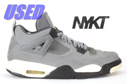 "Air Jordan 4 Retro ""Cool Grey"" 2004"