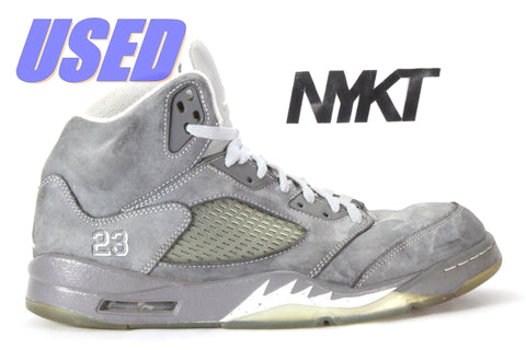 "Air Jordan 5 Retro ""Wolf Grey"" 2011"