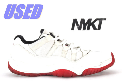 "Air Jordan 11 Retro Low ""Cherry"" 2012"